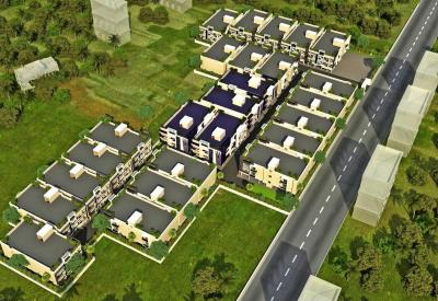 Project Image of 877.0 - 1350.0 Sq.ft 2 BHK Apartment for buy in Harinis Aishwaryam Phase 2 Extension