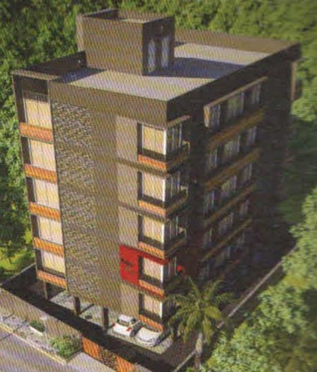 Project Image of 2232.0 - 2340.0 Sq.ft 3 BHK Apartment for buy in Shivam Rudra Flora
