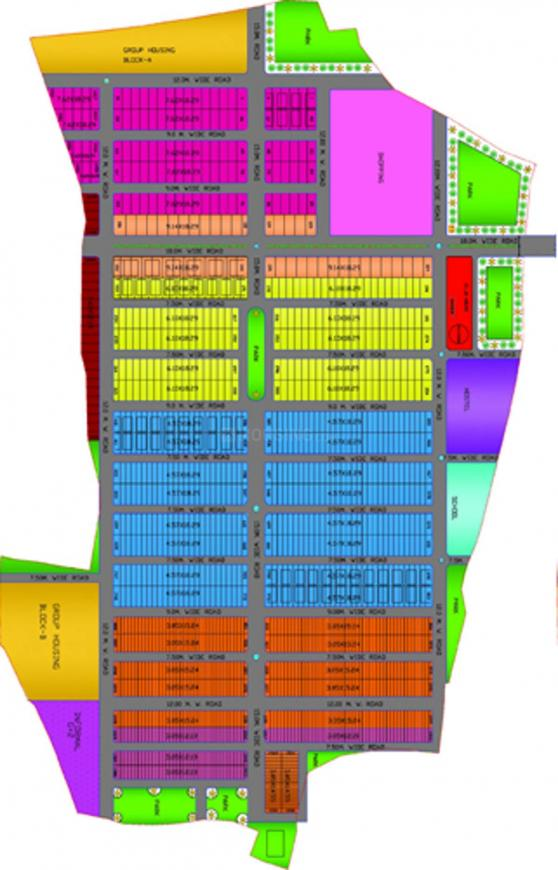 Project Image of 1000.0 - 3000.0 Sq.ft Residential Plot Plot for buy in Gyansheela Super City Mhow