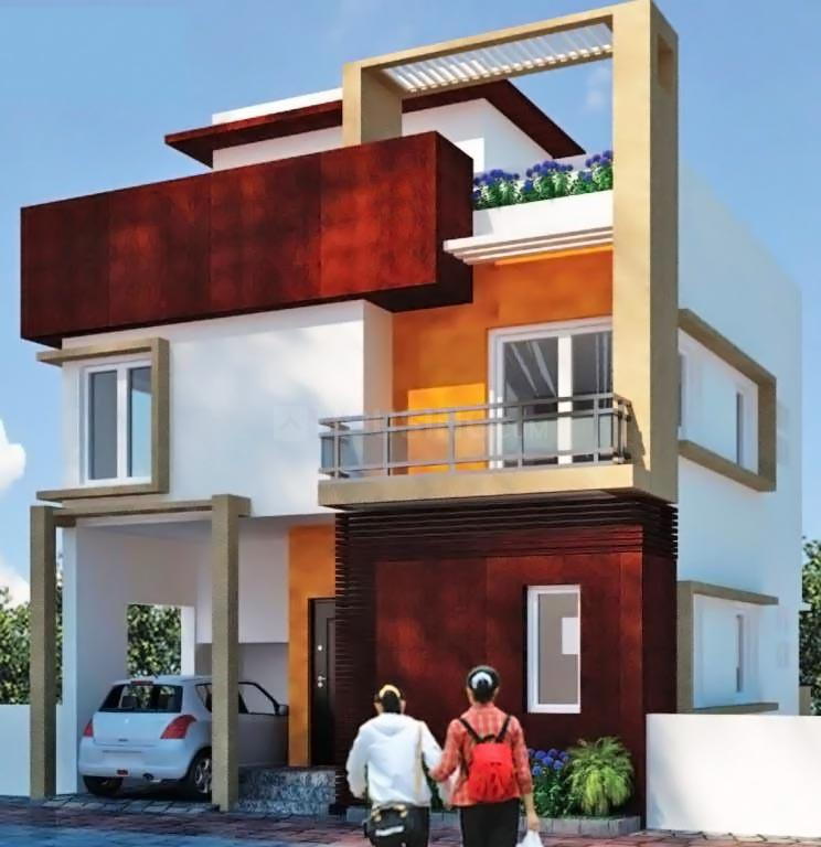 Project Image of 1338.0 - 3024.0 Sq.ft 2.5 BHK Villa for buy in Poojaa Diamond Villas