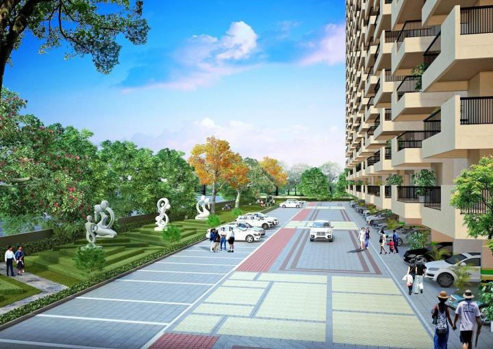 Project Image of 522.0 - 644.0 Sq.ft 2 BHK Apartment for buy in Gaurs Siddhartham