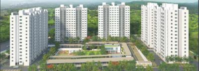 टीसीजी द क्लिफ गार्डन अपार्टमेंट्स में खरीदने के लिए 332.39 - 660.15 Sq.ft 1 BHK अपार्टमेंट प्रोजेक्ट  की तस्वीर