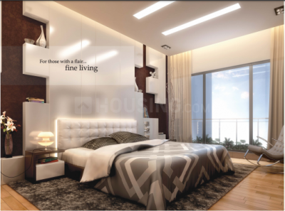 Gallery Cover Image of 1050 Sq.ft 2 BHK Apartment for rent in Ajmera I-Land Township, Wadala East for 75000