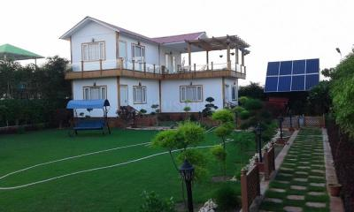 Gallery Cover Image of 1710 Sq.ft 3 BHK Independent House for buy in Dkrrish Green Beauty Farms, Nagli Sabapur for 9025000