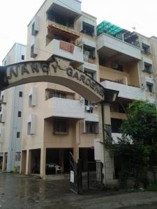 Gallery Cover Image of 620 Sq.ft 1 BHK Apartment for rent in Nancy Gardens, Wanowrie for 12000