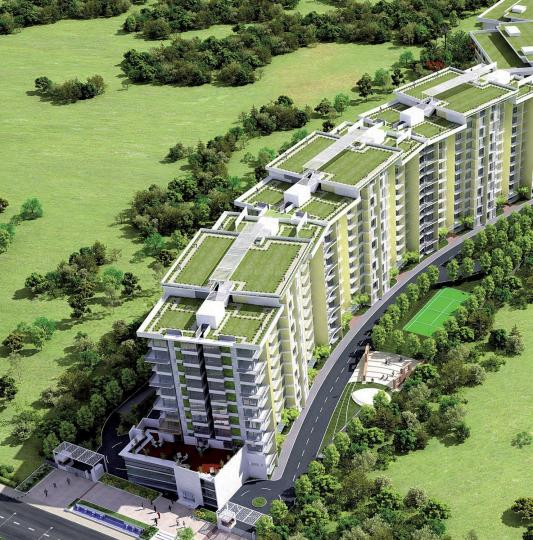 Project Image of 1226.0 - 3086.0 Sq.ft 2 BHK Apartment for buy in Nitesh Columbus Square