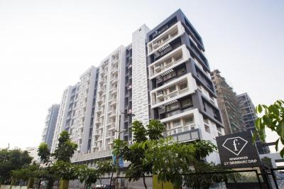 Gallery Cover Image of 1300 Sq.ft 3 BHK Apartment for rent in Bramha Corp F Residences, Wadgaon Sheri for 55000