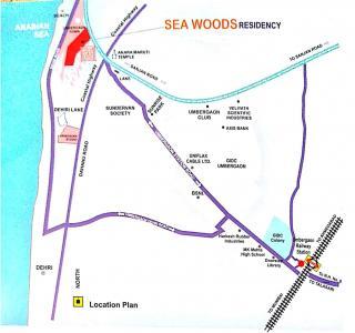 Shri Shakti Sea Woods Residency C Wing