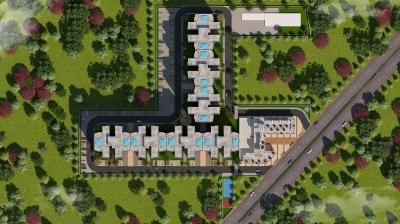 Gallery Cover Image of 680 Sq.ft 2 BHK Apartment for buy in Pyramid Pride, Sector 76 for 2372000