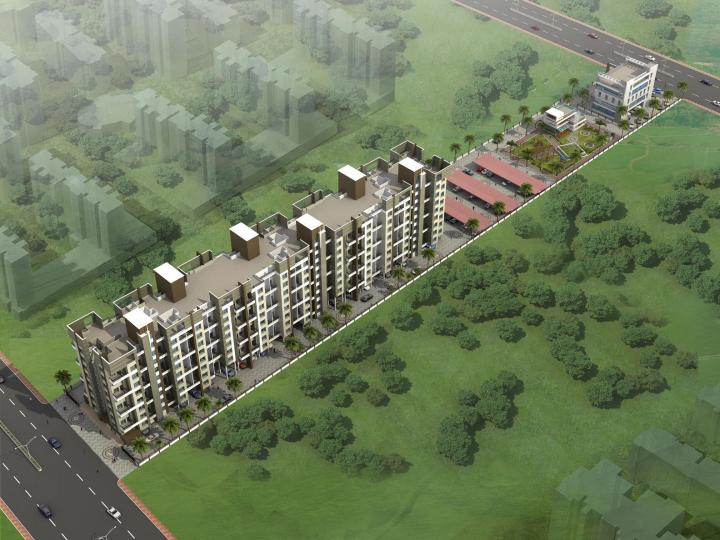 Project Image of 472.0 - 743.0 Sq.ft 1 BHK Apartment for buy in RR Riddhi Siddhi Towers