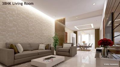 Gallery Cover Image of 1725 Sq.ft 3 BHK Apartment for buy in Accurate Wind Chimes, Narsingi for 11000000