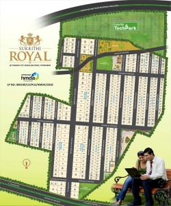 Project Image of 1800 - 5400 Sq.ft Residential Plot Plot for buy in Subhagruha Sukrithi Royal Plots