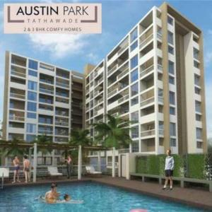 Project Image of 368.56 - 993.08 Sq.ft 1 BHK Apartment for buy in Divya Austin County