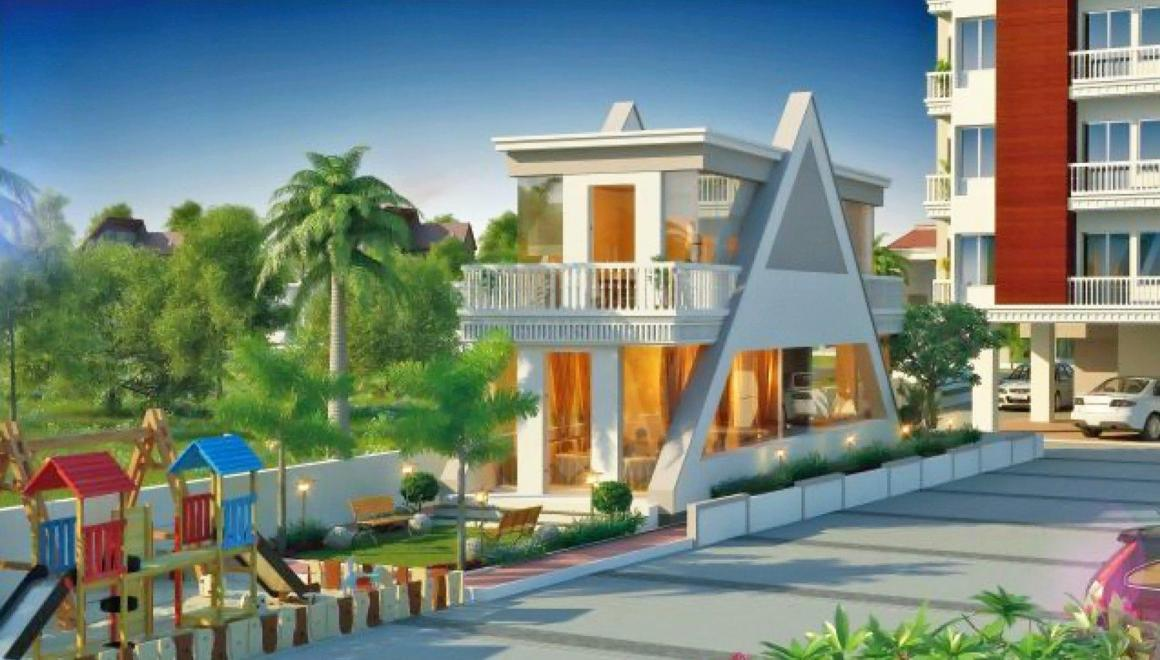 Project Image of 1110.0 - 1400.0 Sq.ft 2 BHK Apartment for buy in Om Stonegate