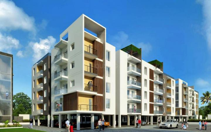 Project Image of 1060.0 - 1563.0 Sq.ft 2 BHK Apartment for buy in Air View Apartments