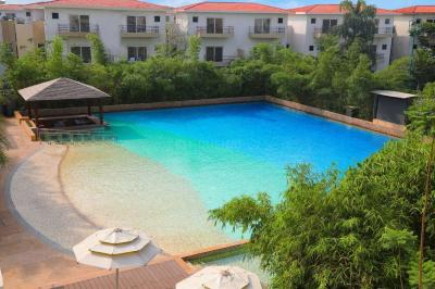 Gallery Cover Image of 1742 Sq.ft 3 BHK Villa for rent in Paramount Golfforeste Villas, Surajpur for 10000