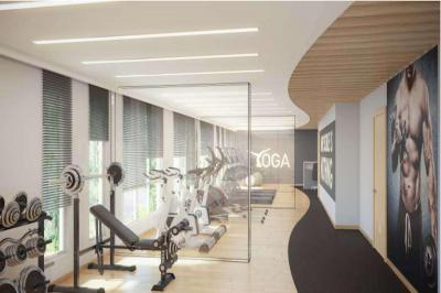Project Image of 266.0 - 527.0 Sq.ft 1 RK Apartment for buy in Saptrishi Orchid Tower