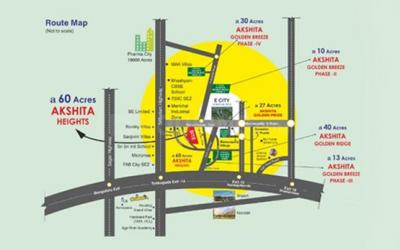 Project Image of 1350 - 4500 Sq.ft Residential Plot Plot for buy in Akshita Heights