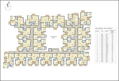 Project Image of 924.0 - 1036.0 Sq.ft 2 BHK Apartment for buy in Nagamani Living Harmony