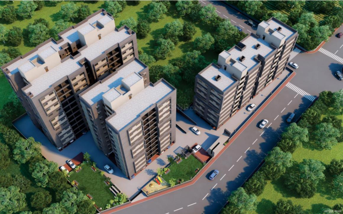 Project Image of 1098.0 - 1863.0 Sq.ft 2 BHK Apartment for buy in Rajvi Aashirvad Sky
