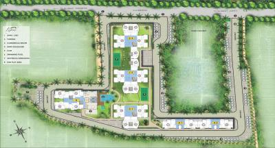 Gallery Cover Image of 992 Sq.ft 2 BHK Apartment for rent in Magnolia Oxygen, Chotto Chandpur for 9920