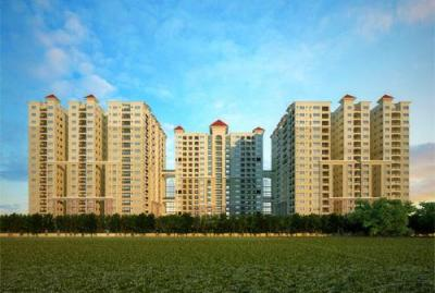 Gallery Cover Image of 2595 Sq.ft 4 BHK Apartment for rent in Madhapur for 110000