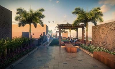 Gallery Cover Image of 950 Sq.ft 2 BHK Apartment for buy in Balaji Symphony, Shilottar Raichur for 8700000