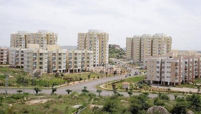Gallery Cover Image of 1200 Sq.ft 3 BHK Apartment for rent in Pocharam for 24000