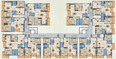 Gallery Cover Image of 1112 Sq.ft 2 BHK Apartment for rent in Saranya Soham, Munnekollal for 26000