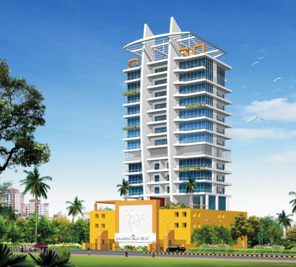 Project Image of 0 - 2590.0 Sq.ft 3 BHK Apartment for buy in Aashish Sea View