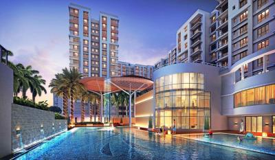 Gallery Cover Image of 881 Sq.ft 2 BHK Apartment for buy in Primarc Southwinds, Rajpur for 3651000