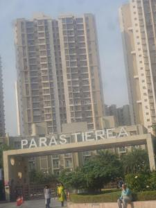 Gallery Cover Image of 1070 Sq.ft 2 BHK Apartment for rent in Paras Tierea, Sector 137 for 9500