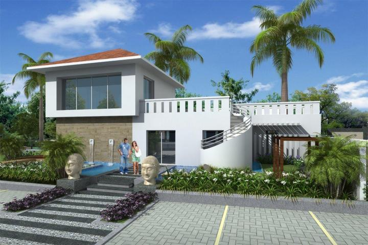 Project Image of 408.0 - 658.0 Sq.ft 1 BHK Apartment for buy in Goel Ganga Arcadia C Building