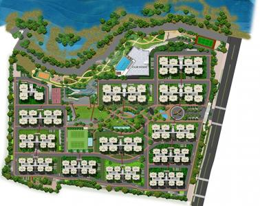 Project Image of 1275 - 1955 Sq.ft 2 BHK Apartment for buy in Aparna Sarovar Zenith