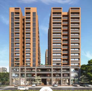 Project Image of 621.72 - 1279.83 Sq.ft 2 BHK Apartment for buy in Shreenath Bhagwat Elysium