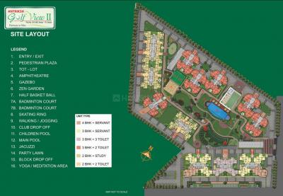 Project Image of 481.79 - 1967.64 Sq.ft 1 BHK Apartment for buy in Colorful Estates Private Limited Antriksh Golf View II
