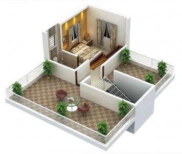 Gallery Cover Image of 1095 Sq.ft 3 BHK Villa for buy in Purple Touch Phase 3, Lohegaon for 5500000