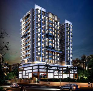 Gallery Cover Image of 1650 Sq.ft 2 BHK Apartment for buy in Divine Space Lily White, Jogeshwari East for 23000000