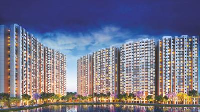 Gallery Cover Image of 660 Sq.ft 1 BHK Apartment for buy in Poddar Wondercity, Badlapur East for 2300000