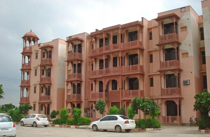 Project Image of 778 - 1130 Sq.ft 2 BHK Apartment for buy in NK Shri Nikunj