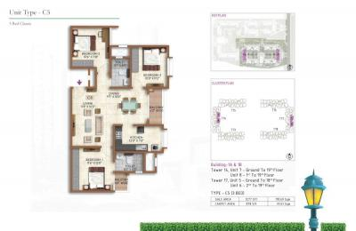 Gallery Cover Image of 799 Sq.ft 2 BHK Apartment for buy in Prestige Finsbury Park Regent, Gummanahalli for 3300000