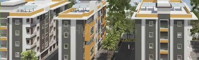 Project Image of 670.0 - 1170.0 Sq.ft 2 BHK Apartment for buy in Access Sai Empire