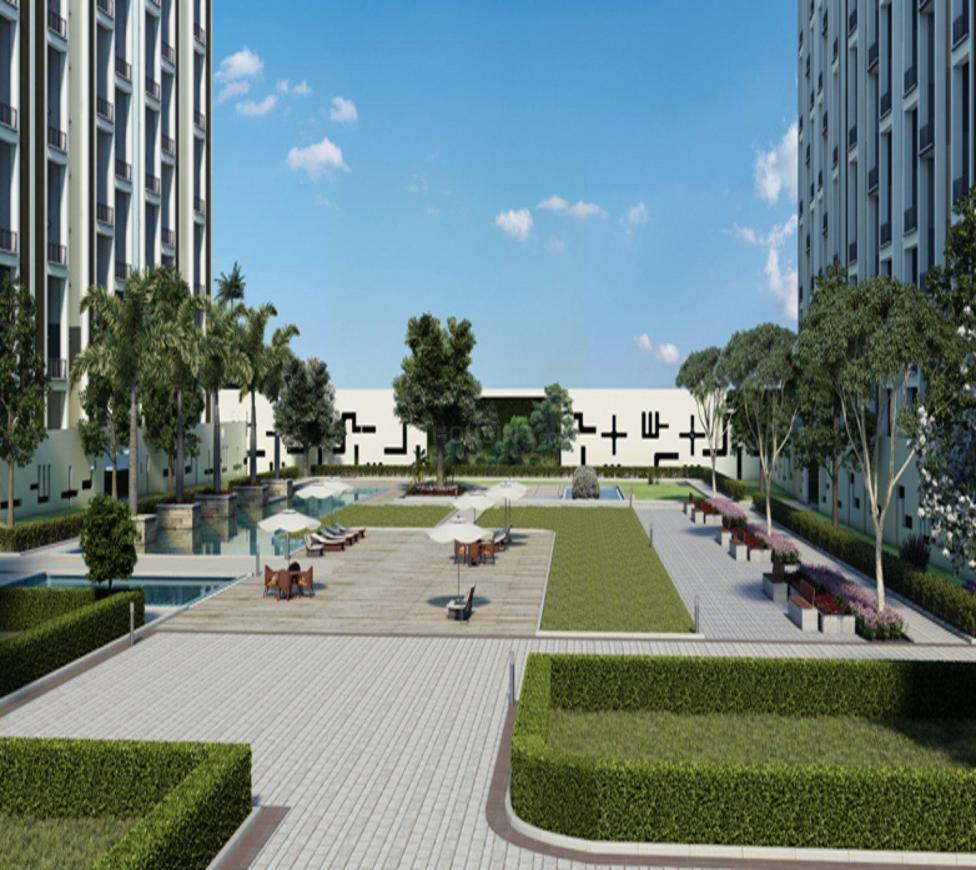 Project Image of 916.0 - 1110.0 Sq.ft 2 BHK Apartment for buy in Ashok Meadows - Hinjewadi