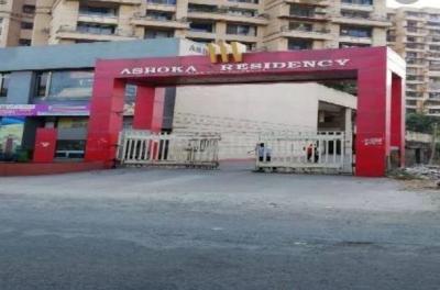 Gallery Cover Image of 1250 Sq.ft 3 BHK Apartment for rent in Regency Ashoka Residency, Kharghar for 33000