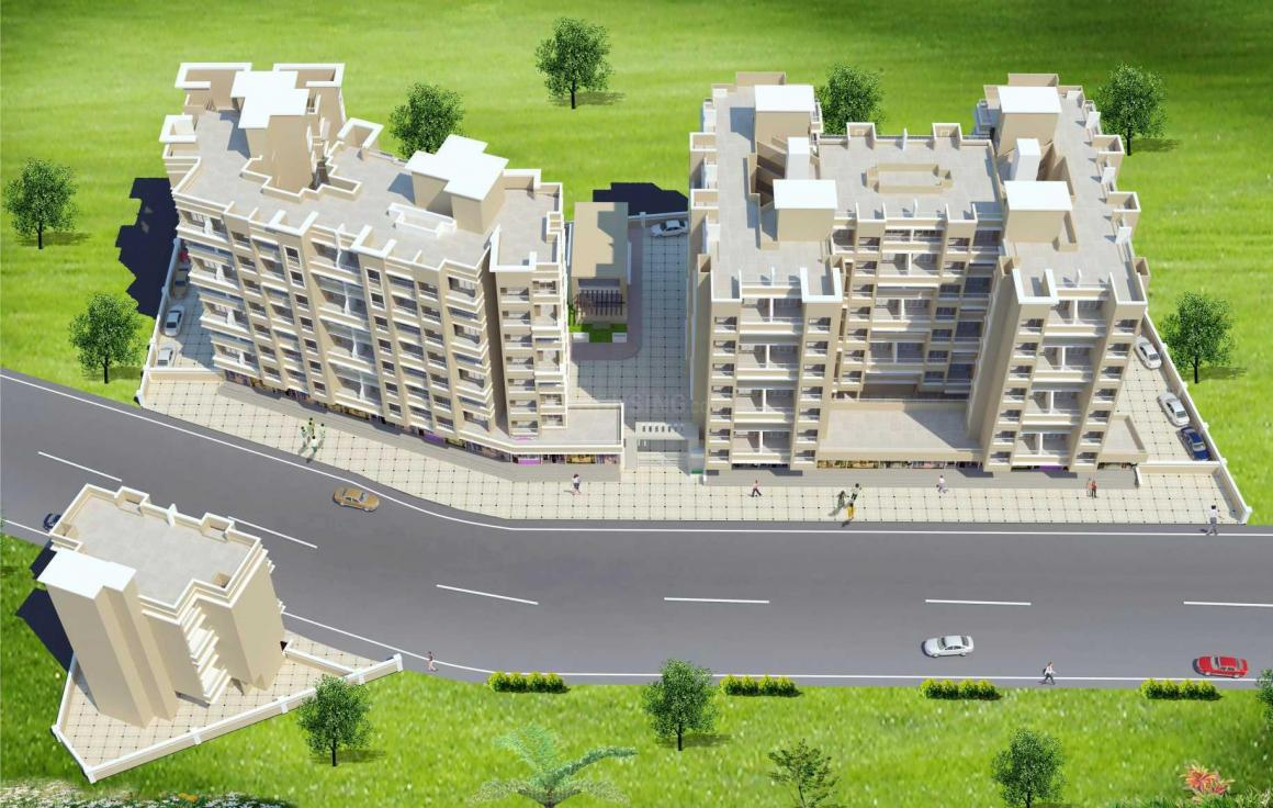 Project Image of 210.22 - 308.92 Sq.ft 1 RK Apartment for buy in Aarsh Residency