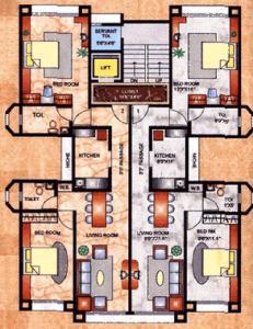 भोलेनाथ शिव अनिल में खरीदने के लिए 650.0 - 1020.0 Sq.ft 1 BHK अपार्टमेंट प्रोजेक्ट  की तस्वीर