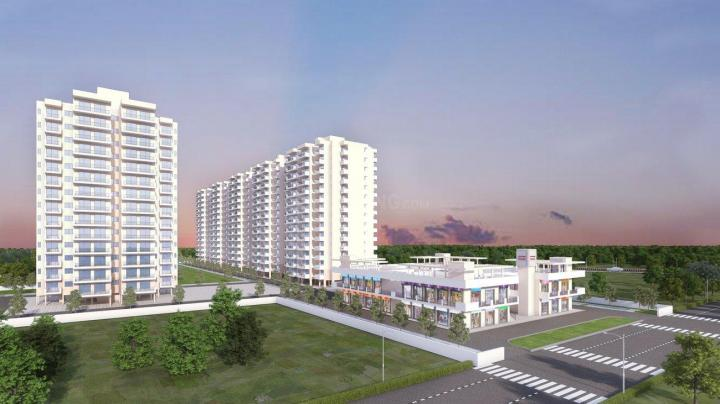 Project Image of 344.0 - 744.12 Sq.ft 1 BHK Apartment for buy in ROF Ananda