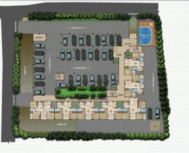Project Image of 702 - 1151 Sq.ft 1 BHK Apartment for buy in Sowparnika Atrium