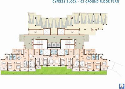 Gallery Cover Image of 1553 Sq.ft 3 BHK Apartment for buy in Hiland Willows, New Town for 6400000