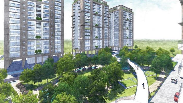 Project Image of 1335.0 - 2250.0 Sq.ft 3 BHK Apartment for buy in Alpha Eminence